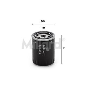 Filtro Aceite Millard ML-5833