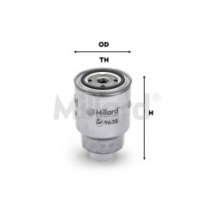 Filtro Combustible Millard MF-9638