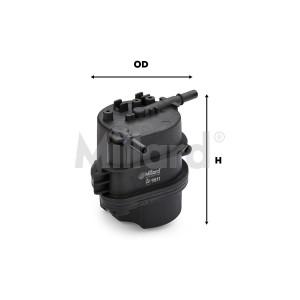 Filtro Combustible Millard MF-9811