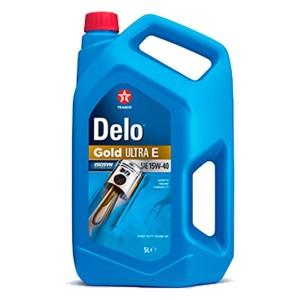 Delo Gold Ultra E SAE 15W-40 5L