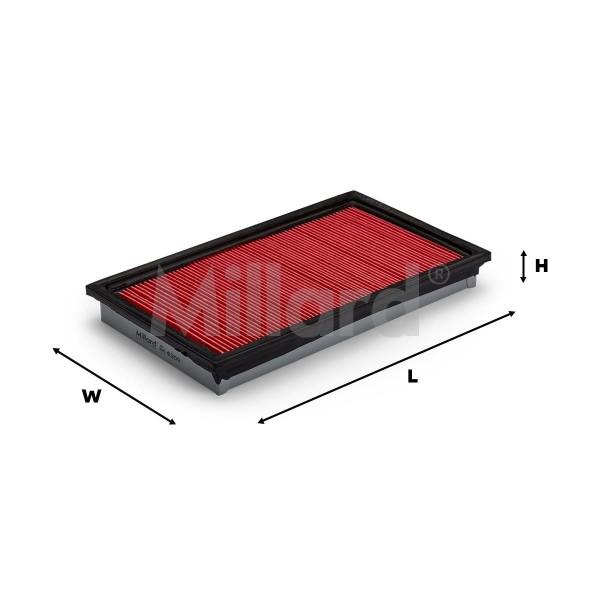 Filtro Aire Millard MK-4309