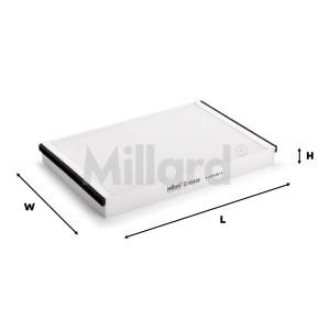 Filtro Habitaculo Millard MC-95439