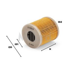 Filtro Aceite Millard ML-9814