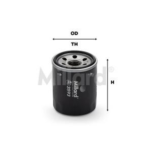 Filtro Aceite Millard ML-3593