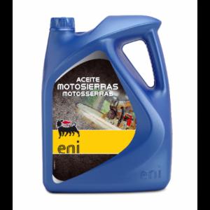 Aceite MOTOSIERRA Eni 5Ltrs