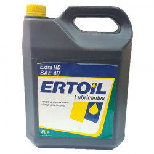 ERTOIL EXTRA HD SAE 40 5L