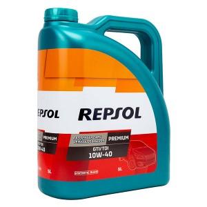 Repsol Premium GTI-TDI 10w40 5L