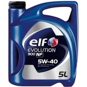 Elf Evolution 900NF 5w40 5L CHOLLO