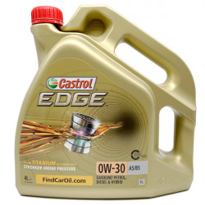 Castrol 0w30 Edge Titanium A5/B5 4L