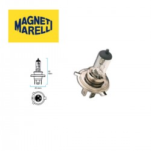 Lampara MAGNETI MARELLI H4 12V UNIVERSAL