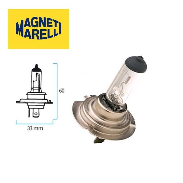 Lampara MAGNETI MARELLI H7 12V UNIVERSAL