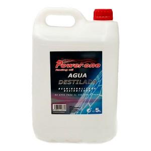 Agua Destilada Power-One 5L