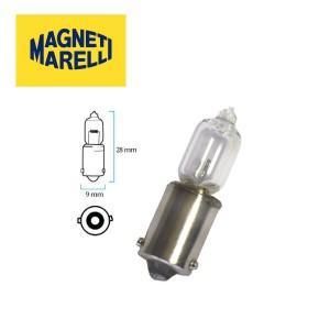 Lampara MAGNETI MARELLI CONTROL H6W 12V UNIVERSAL