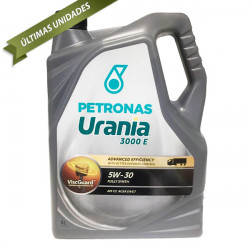 Aceite Camion Urania 3000 E 5w30 5Ltrs