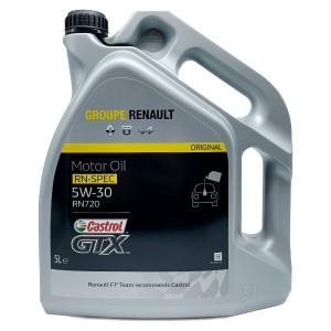 Castrol GTX Renault RN720 5w30 5L