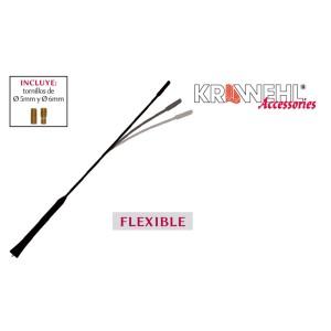 Antena Goma Flexible 40,5cm