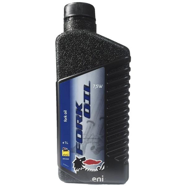 Eni - Agip Moto 7.5w horquillas y amortiguadores Fork Oil 1ltr
