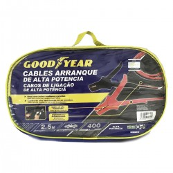 CABLES DE ARRANQUE 400 AMP GOOD YEAR