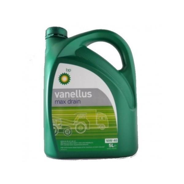 BP Vanellus Max Drain 10w40 5L