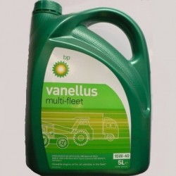 Aceite Camion BP Vanellus Multiflet A 15w40 5Ltrs