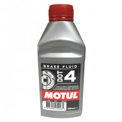 Liquido de frenos MOTUL DOT-4 500ml