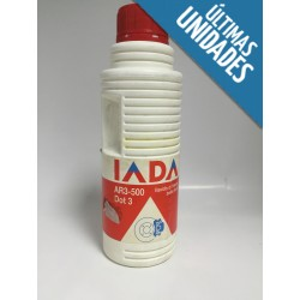 Liquido de Frenos IADA Dot 3 -out4- OUTLET -