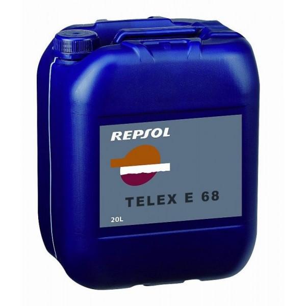 Repsol Telex E-68 20L