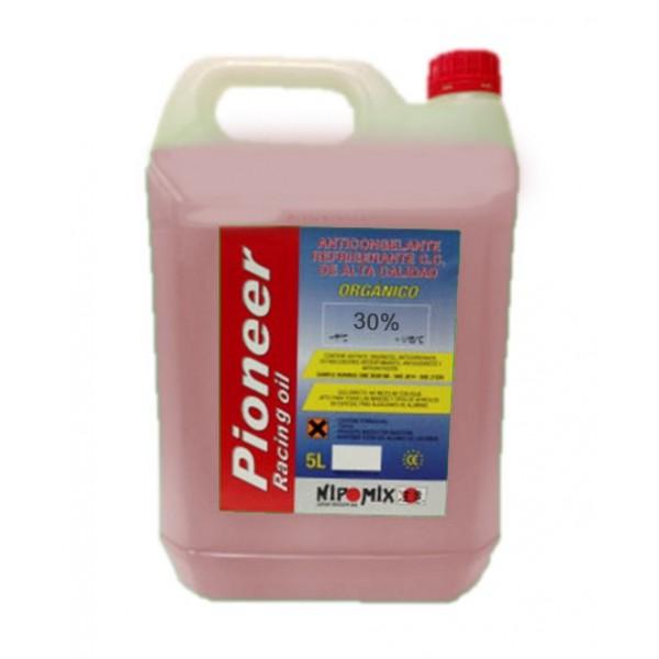 Pioneer Anticongelante rosa 30% organico 5Ltr