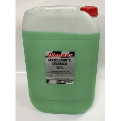 Anticongelante Power-One Verde 30% organico 20L