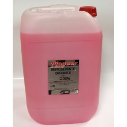 Anticongelante Rosa 30% Organico Power-One 25L