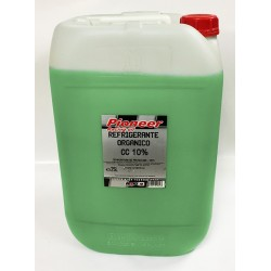 Refrigerante Organico 10% Verde Power-One 20Ltrs