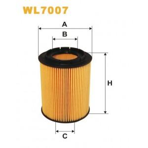 Filtro aceite Wix WL7007