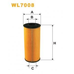 Filtro aceite Wix WL7008