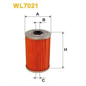 Filtro aceite Wix WL7021