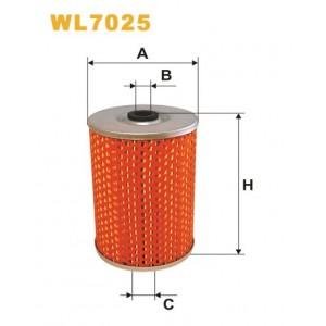 Filtro aceite Wix WL7025