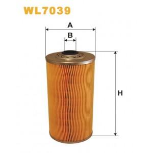 Filtro aceite Wix WL7039