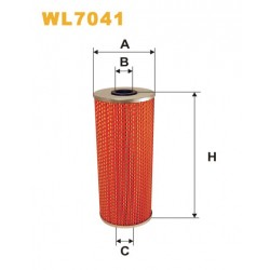 Filtro aceite Wix WL7041