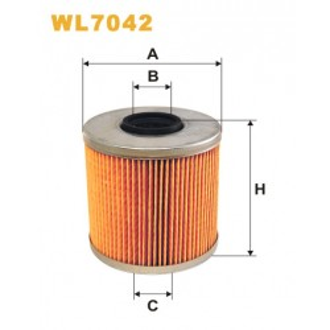 Filtro aceite Wix WL7042