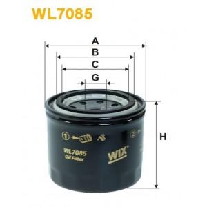 Filtro aceite Wix WL7085