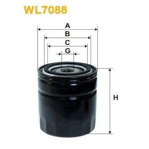 Filtro aceite Wix WL7088