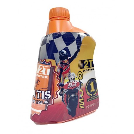 Repsol Moto Scooter 2T 1Ltr -OUTLET-