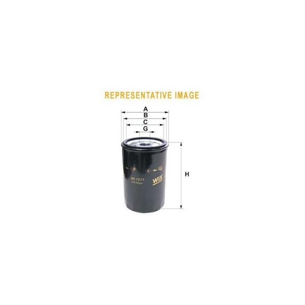 Filtro aceite Wix WL7139