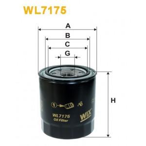 Filtro aceite Wix WL7175