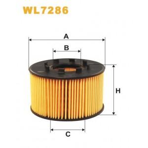 Filtro aceite Wix WL7286
