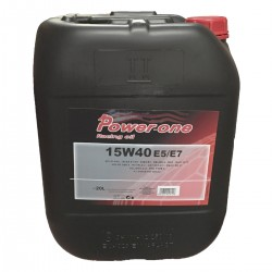 Aceite Camion Pioneer Power-one E5-E7 15w40 20Ltrs