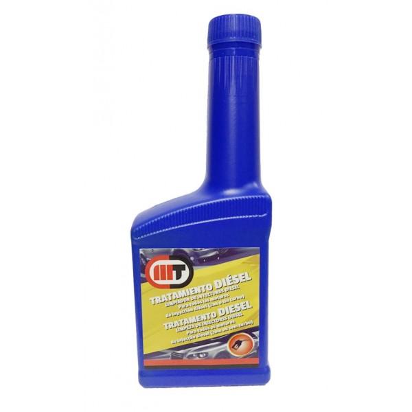 Limpia inyectores y tratamiento diesel