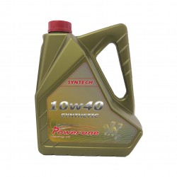 Aceite coche 10w40 Power-One 5Ltrs