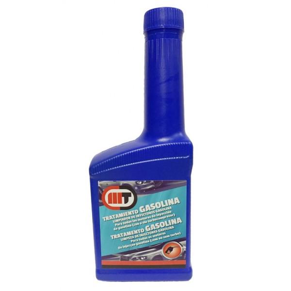 Limpia inyectores y tratamiento gasolina