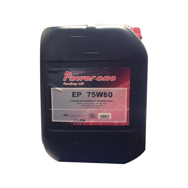 Pioneer EP75w80 25L