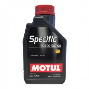 Motul Specific 5w30 504.00 / 507.00 1L